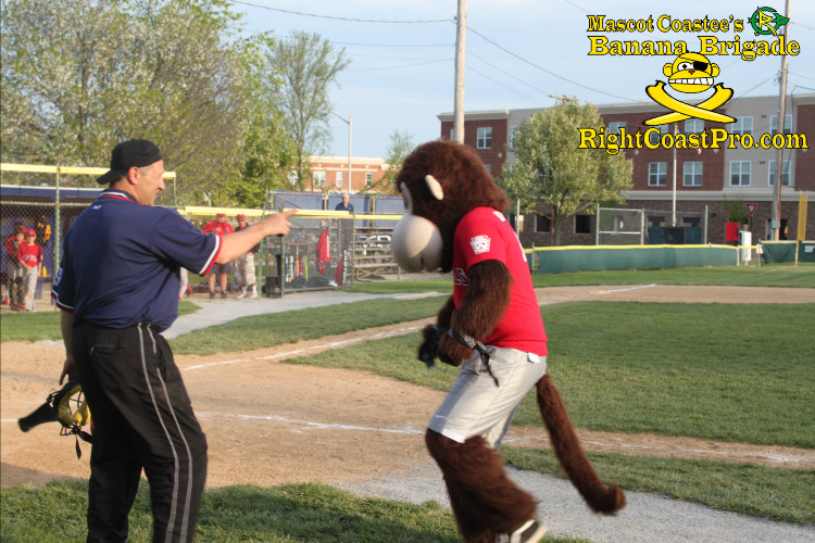 LittleLeague 2 Coastee Banana Brigade Delaware Renegade Training RightCoastPro Wrestling