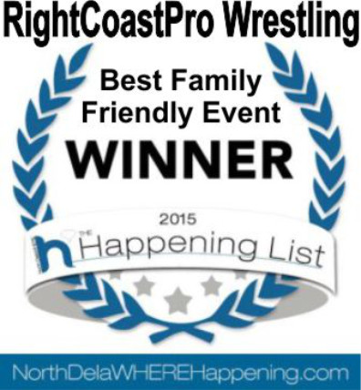 Winner Best Family Event Delaware RightCoastPro
