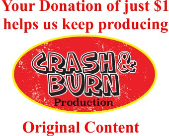CrashandBurnDonation RightCoastPro Wrestling Delaware