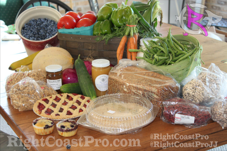 Eating Healthy DMC RightCoastPro Wrestling Entertainment Delaware