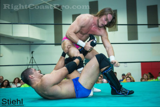 Bowens 4 RCP16 RightCoastPro Wrestling Delaware Community Entertainment Event