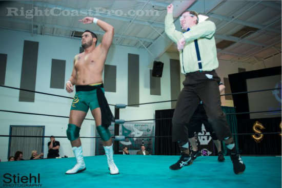 CHACHI 1 RCP16 RightCoastPro Wrestling Delaware Community Entertainment Event