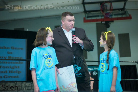 Kids 2 RCP16 RightCoastPro Wrestling Delaware Community Entertainment Event