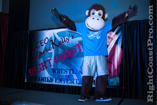 Coastee 1 RCP19 RightCoastPro Wrestling Delaware Community Entertainment Event