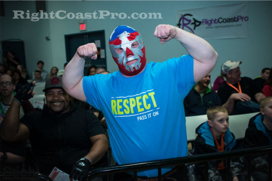 Fans 4 RCP19 RightCoastPro Wrestling Delaware Community Entertainment Event