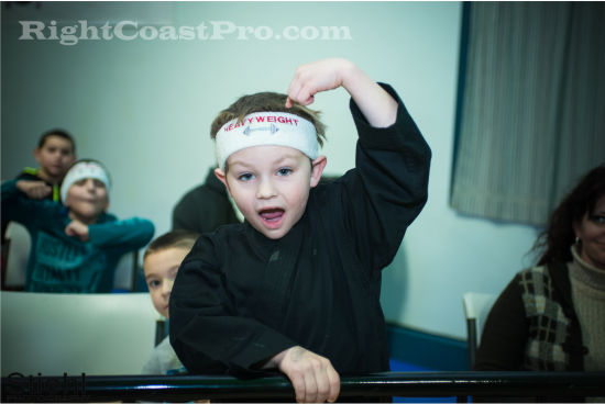Fans 5 RCP19 RightCoastPro Wrestling Delaware Community Entertainment Event