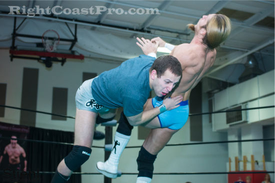 Gibbs 5 RCP19 RightCoastPro Wrestling Delaware Community Entertainment Event