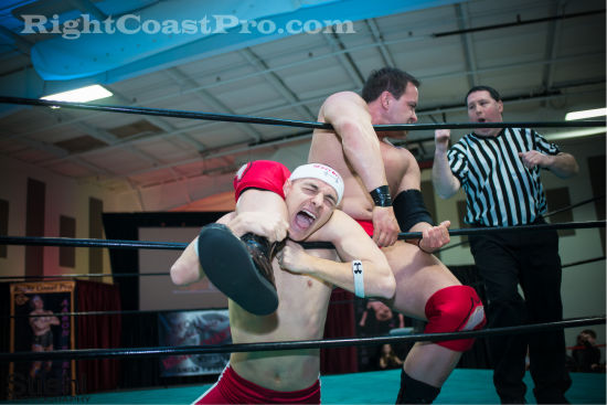 Royal 1 RCP19 RightCoastPro Wrestling Delaware Community Entertainment Event
