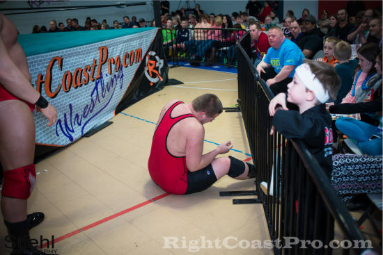 Ruby 4 RCP19 RightCoastPro Wrestling Delaware Community Entertainment Event