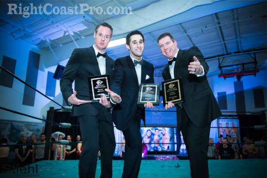 ChickMagnets 3 RCP20 HallofFame RightCoastPro Wrestling Delaware Community Entertainment Event