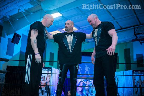 Royal Baldwin 1 RCP20 HallofFame RightCoastPro Wrestling Delaware