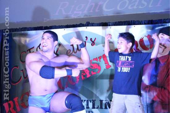 Bowens 1 RCP21 RightCoastPro Wrestling Delaware Community Entertainment Event
