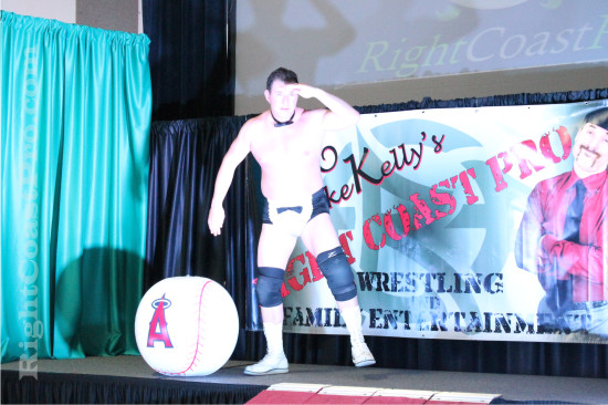 Gibbs Fontaine 3 RCP21 RightCoastPro Wrestling Delaware Community Entertainment Event