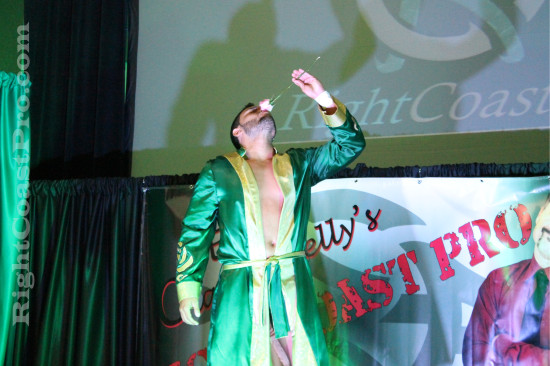 chachi 2 RCP21 RightCoastPro Wrestling Delaware Community Entertainment Event