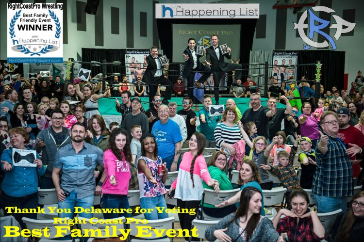 Best ChickMagnets Sohlo RightCoastPro Wrestling Delaware Sports Entertainment