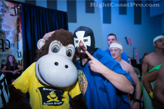 Coastee2 RCP22 RightCoastPro Wrestling Delaware Festivus2015 Event