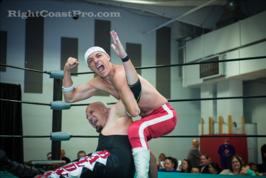 Heavyweights 4 RCP22 RightCoastPro Wrestling Delaware Festivus2015 Event