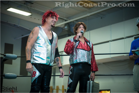 TagTeam 4 RCP22 RightCoastPro Wrestling Delaware Festivus2015 Event