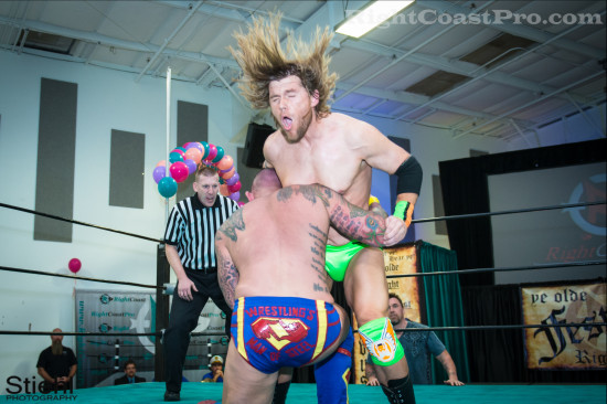 steeler 7 RCP22 RightCoastPro Wrestling Delaware Festivus2015 Event