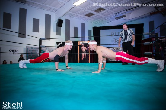 Heavyweights 1 Delaware ProWrestling RightCoastPro RCP24