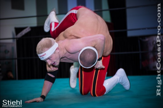 Heavyweights 4 Delaware ProWrestling RightCoastPro RCP24