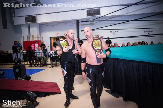 TagTeam Champs 1 Delaware ProWrestling RightCoastPro RCP24