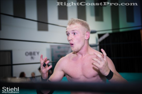 Tim Taylor 4 Delaware ProWrestling RightCoastPro RCP24