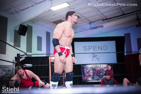 Submission Match 12 Delaware ProWrestling RightCoastPro RCP24