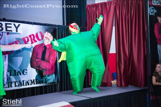 Courageous Cruz 2 Delaware ProWrestling RightCoastPro RCP24