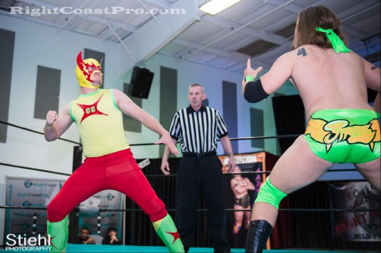 Courageous Cruz 6 Delaware ProWrestling RightCoastPro RCP24