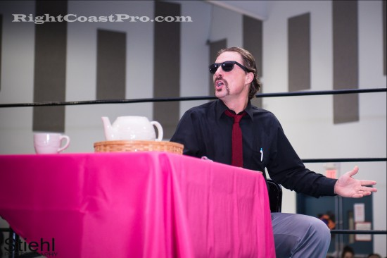 Tea Party 5 Delaware ProWrestling RightCoastPro RCP24
