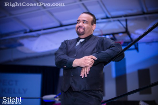 Announcer 4 JasonWilson Delaware ProWrestling RightCoastPro RCP24