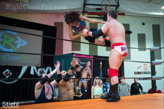 Fight for Charity 10 RightCoastPro Wrestling Delaware