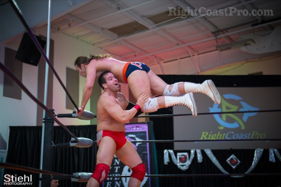 Fight for Charity 11 RightCoastPro Wrestling Delaware