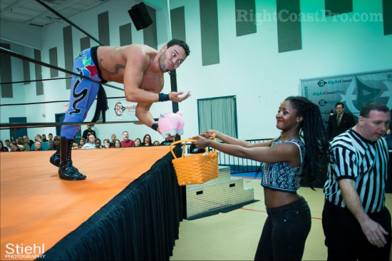 Fight for Charity 13 RightCoastPro Wrestling Delaware
