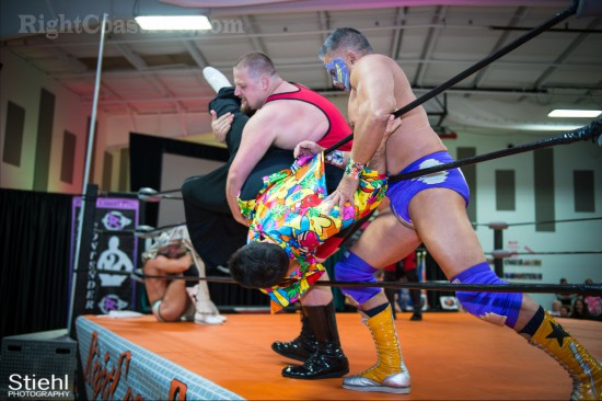 Fight for Charity 6 RightCoastPro Wrestling Delaware