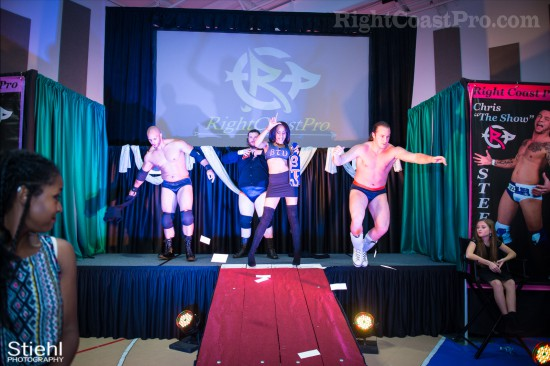 Fight for Charity 9 RightCoastPro Wrestling Delaware