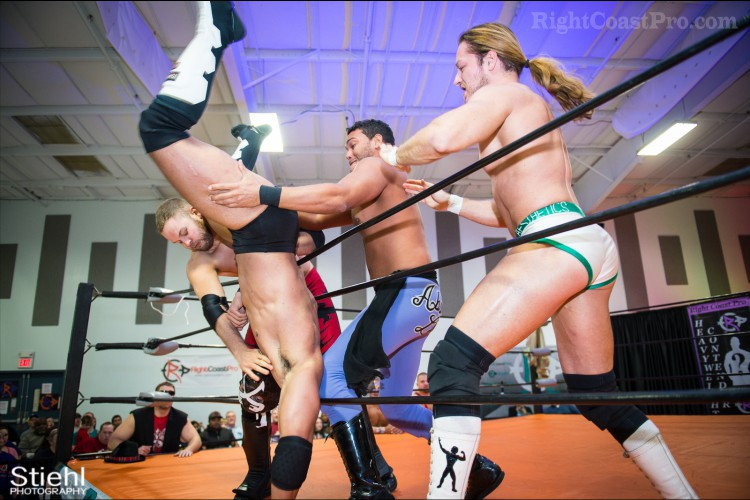 Fight for Charity RightCoastPro Wrestling Delaware