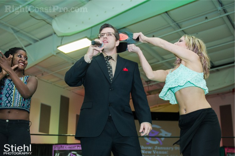 record breaking Michael Rose RightCoastPro Wrestling Delaware
