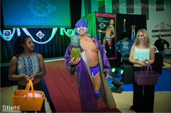 Studio54 1 Pineapple RightCoastPro Wrestling Delaware