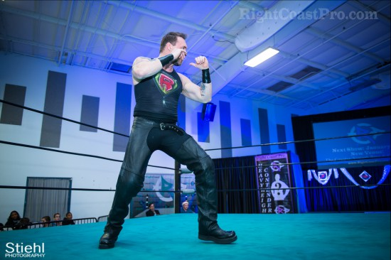 jr ryder heavyweights 3 RightCoastPro wrestling Delaware
