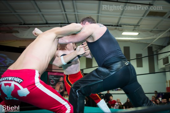 jr ryder heavyweights 5 RightCoastPro wrestling Delaware