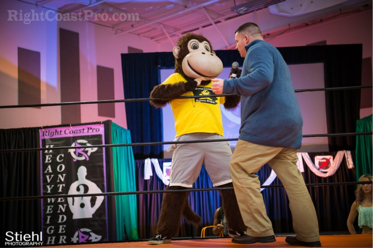 Mascot Brigade Coastee RightCoastPro Wrestling Delaware Entertainment