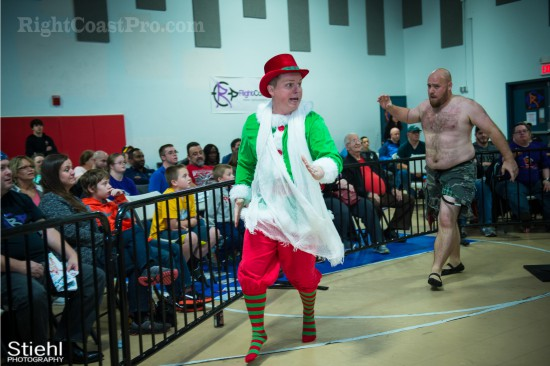 WWF 7 Stride RightCoastPro Wrestling Delaware Entertainment