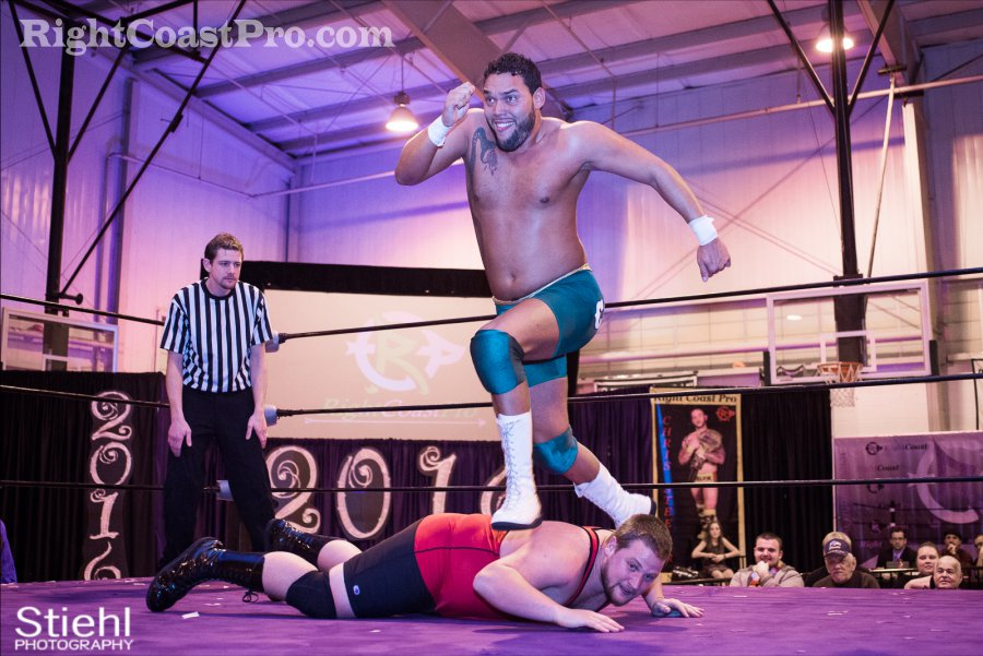 Chachi 900 Ruby RCP27 RightCoastPro Wrestling Delaware entertainment