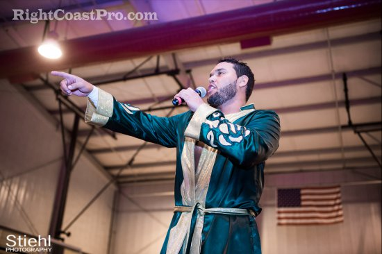 Chachi Ruby 1 RCP27 RightCoastPro Wrestling Delaware entertainment