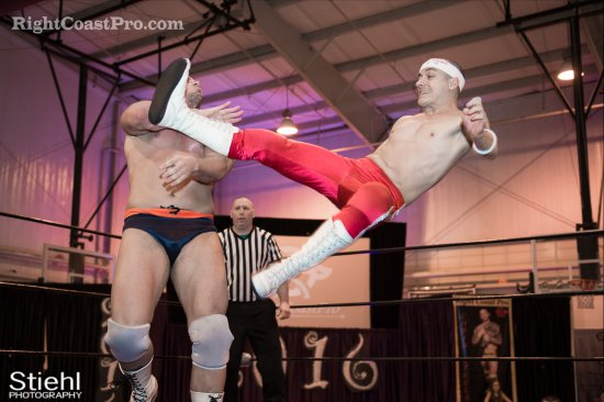 Heavyweights BTY 6 RCP27 RightCoastPro Wrestling Delaware entertainment
