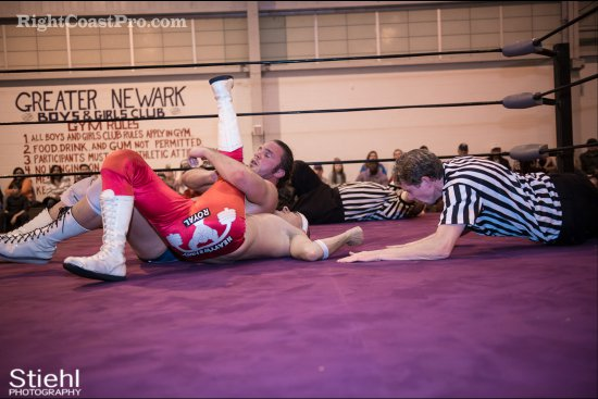Heavyweights BTY 9 RCP27 RightCoastPro Wrestling Delaware entertainment