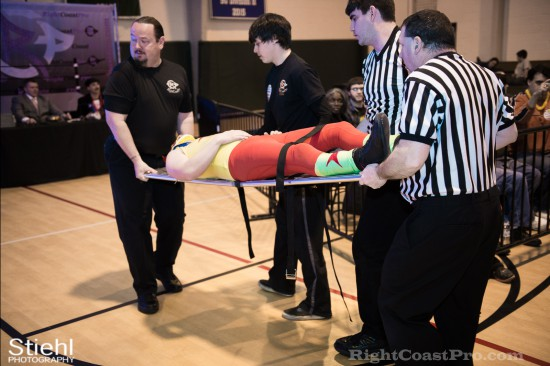 InjuryPrevention 3 RightCoastPro Wrestling Delaware Event