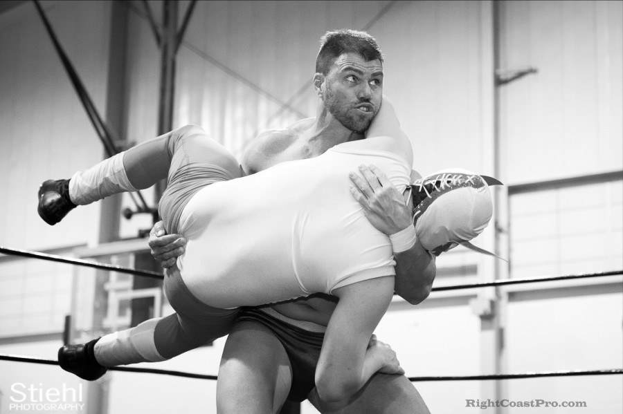 Reed 900 Cadence RCP28 RightCoastPro Wrestling Delaware Event